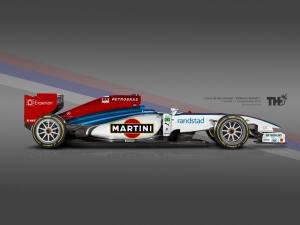 Koncept F1 2015