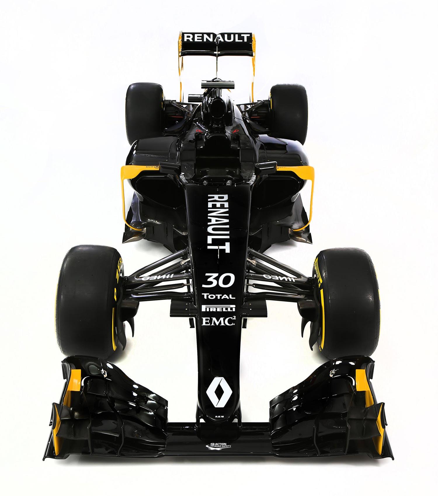 Renault Sport F1 Team R.S-16
