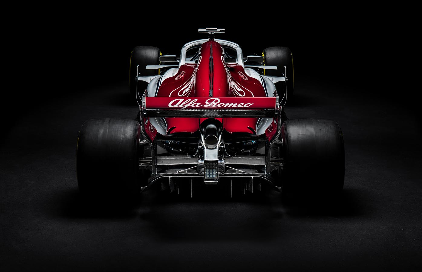 Alfa Romeo Sauber C37 - Back High