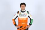 #11 Sergio Perez - Force India