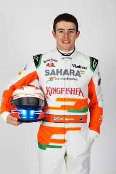 Paul di Resta - Force India