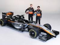 Sahara Force India F1 Team Livery Launch