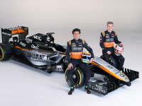 Sahara Force India F1 Team Livery Reveal