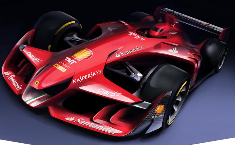 Vilda framtidsförslag från strategi gruppen i F1