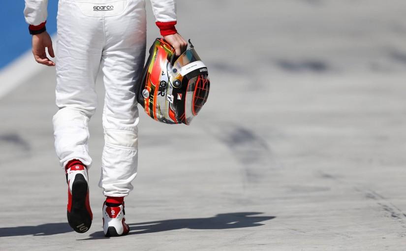 Formelvärlden sörjer, Jules Bianchi har somnat in